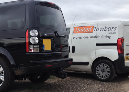 towbars fitted at home